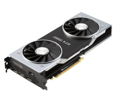 Carte graphique Nvidia GeForce RTX 2080