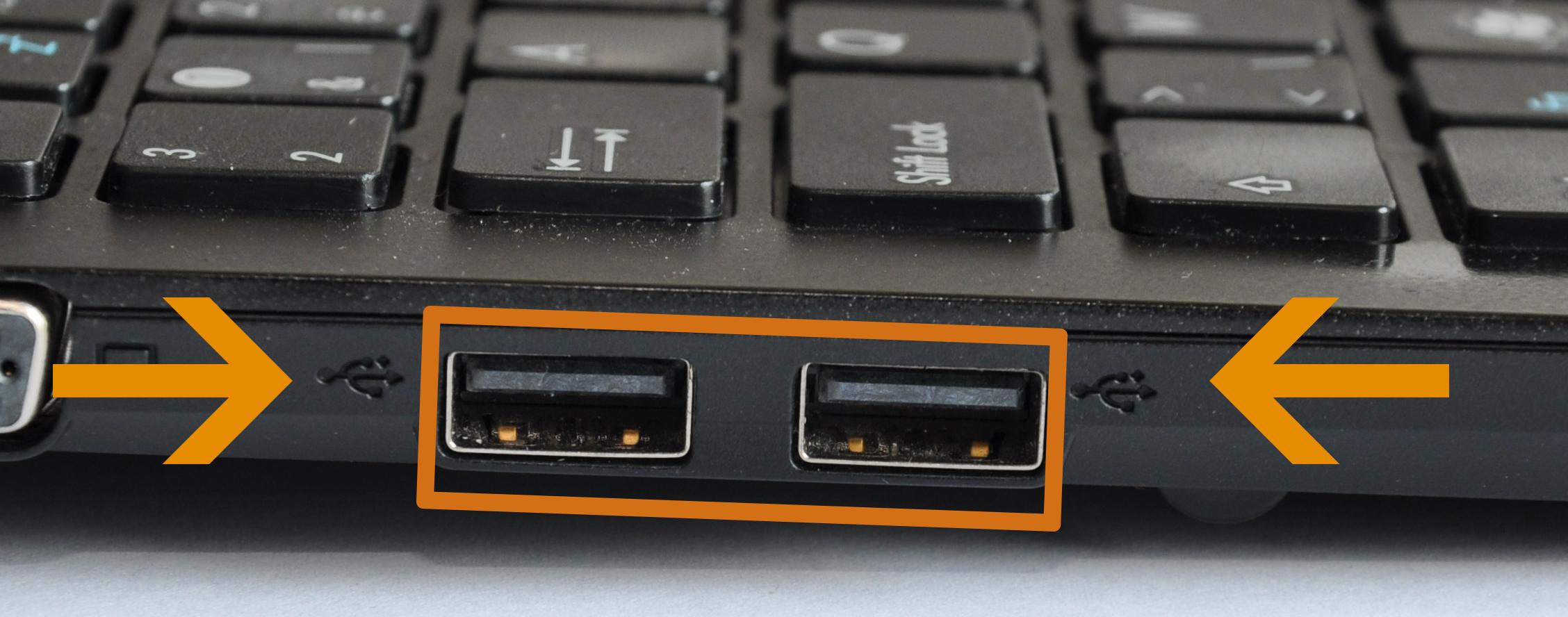 Ports d un ordinateur pmtic - Port usb ne reconnait pas peripheriques ...